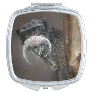 Are You My Barber? Compact Mirror