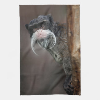 Are you my Barber??? Kitchen Towel