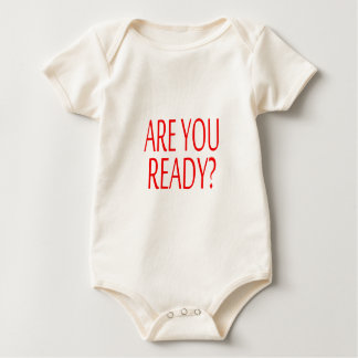 Are You Ready for 2012? Baby Bodysuit