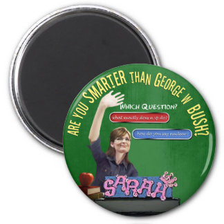 Are You Smarter Than Bush? Magnet