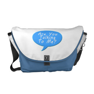 Are you talking to me messenger bags