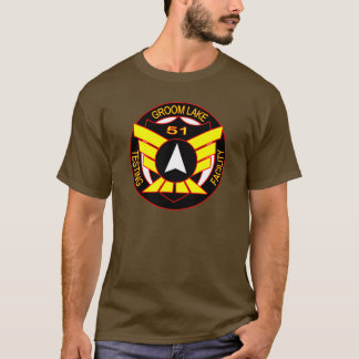 Area 51 Employee Shirt