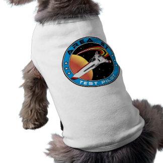 Area 51 Test Pilot Doggie Tee