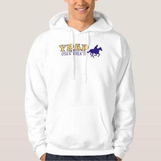 Area II YRAP Logo Hooded Sweatshirt