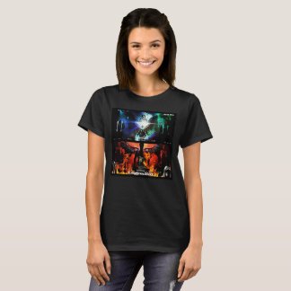 Areas & Legion Box ITC Women's T By Dave Miller T-Shirt