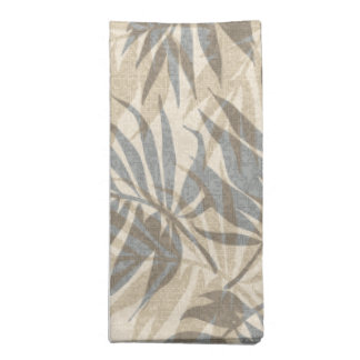 Areca Palms Hawaiian Tropical Vintage Napkin