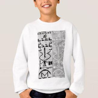 Arecibo_Message Sweatshirt