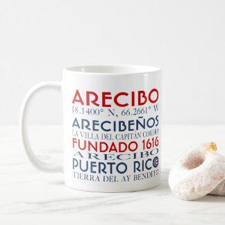 Arecibo, Puerto Rico Coffee Mug