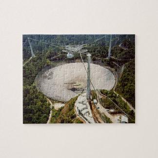 Arecibo Radio Telescope Jigsaw Puzzle
