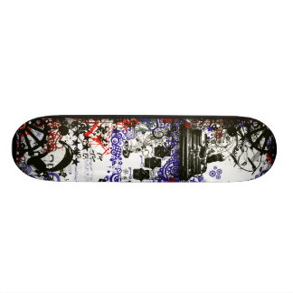 Arek - DJ's Desires200 Skateboard Deck