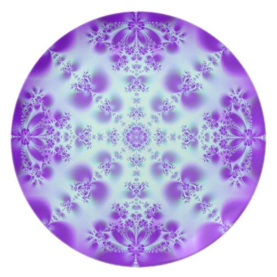 Arella Melamine Plate