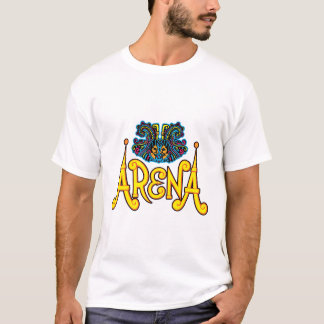 ArenA (reunion design) T-Shirt