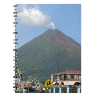 ARENAL VOLCANO, Costa Rica Notebook