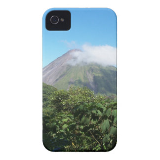 arenal volcano iPhone 4 case