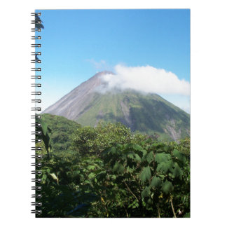 arenal volcano notebooks