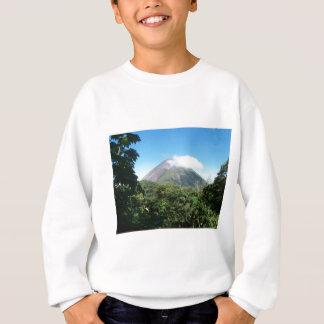 arenal volcano sweatshirt