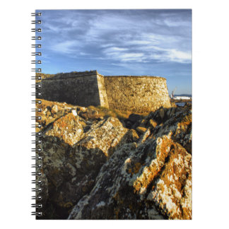 Areosa fortress notebook