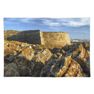 Areosa fortress placemat