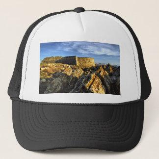 Areosa fortress trucker hat