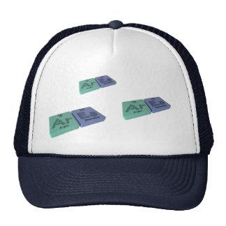 Ares as Ar Argon and Es Einsteinium Trucker Hat