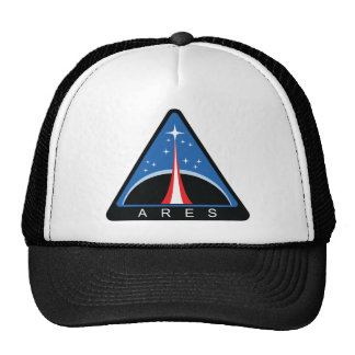 Ares Mesh Hat