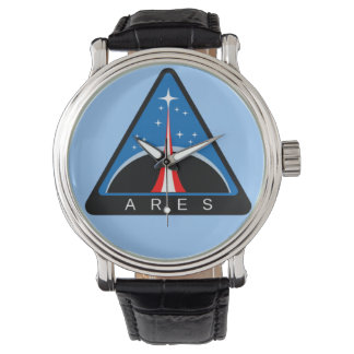 ARES NASA WRISTWATCH