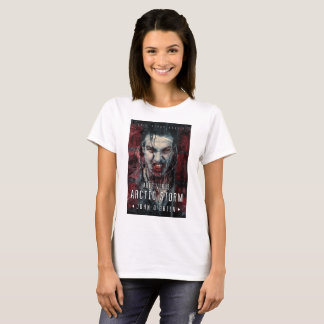 """Ares Virus: Arctic Storm"" Cover Women's Shirt"