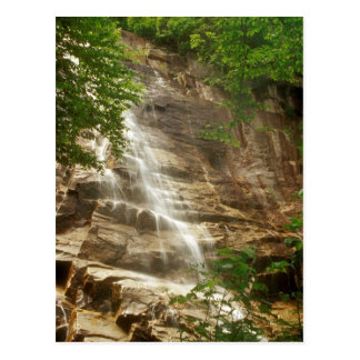 Arethusa Falls New Hampshire's highest waterfall Postcard