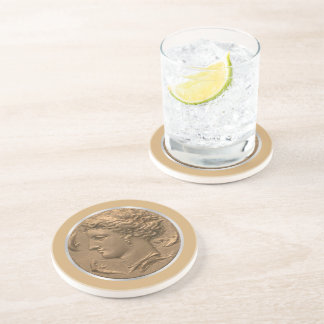 Arethusa Tetradrachm Coaster