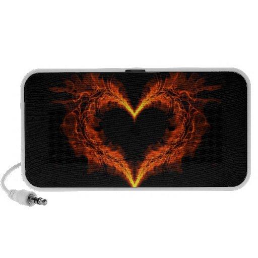 arfiente heart mini speaker