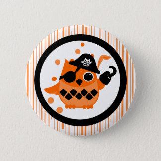 Arg the Owl 6 Cm Round Badge