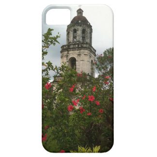 Argao Church, with flowers, Cebu, Philippines iPhone 5 Cover