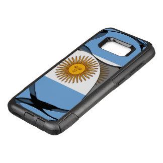 Argentina #1 OtterBox commuter samsung galaxy s8+ case