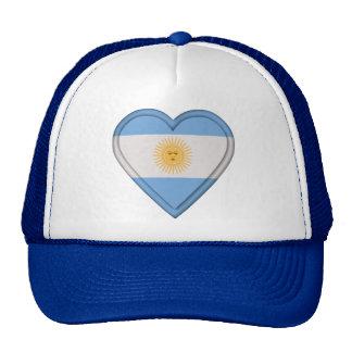 Argentina Argentinian Flag Trucker Hat