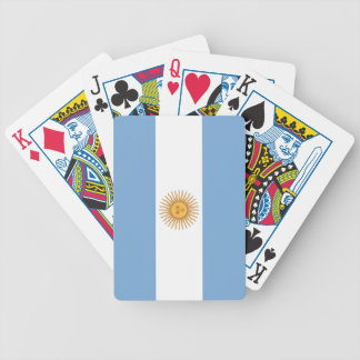 Argentina Bicycle Playing Cards
