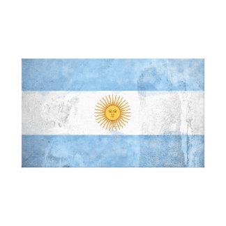 Argentina Canvas Print