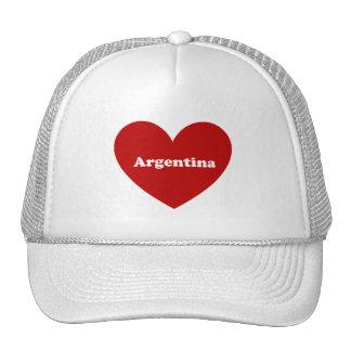 Argentina Mesh Hats