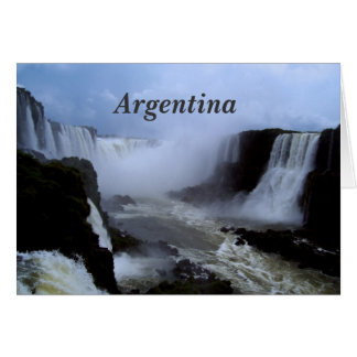 Argentina Stationery Note Card