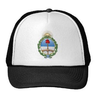 Argentina Coat of arms Cap