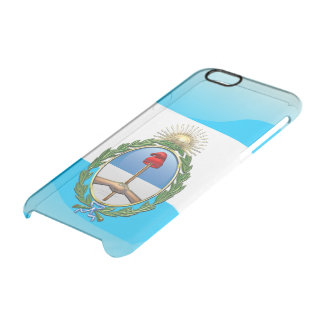 Argentina Coat of arms Clear iPhone 6/6S Case