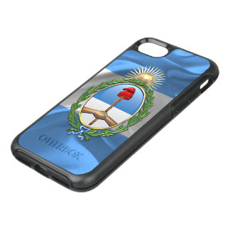 Argentina Coat of arms OtterBox Symmetry iPhone 8/7 Case