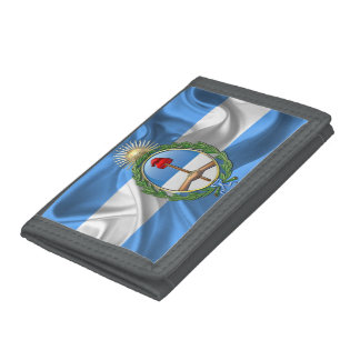 Argentina Coat of arms Tri-fold Wallets