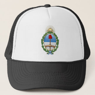 Argentina Coat of arms Trucker Hat