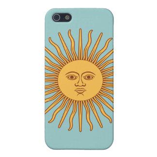 """Argentina """"Del Sol"""" iPhone 5 Cover"""