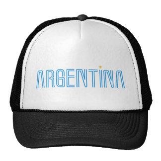 Argentina design! cap