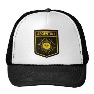 Argentina Emblem Cap