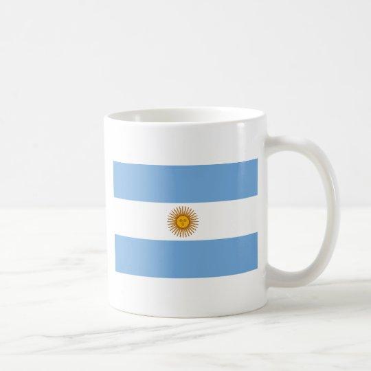 Argentina Flag - Bandera Argentina Coffee Mug