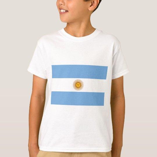 Argentina Flag - Bandera Argentina T-Shirt