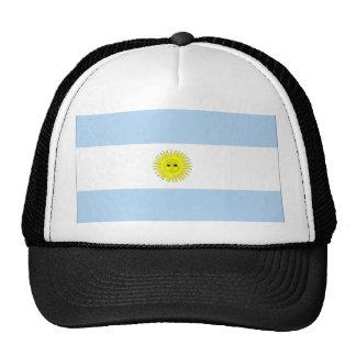 Argentina-flag Cap