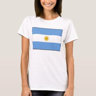 Argentina Flag x Map T-Shirt